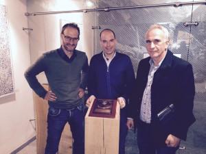 Goldene Plakette 2015 - Stadthaus Zug - Rolf Martin Huso
